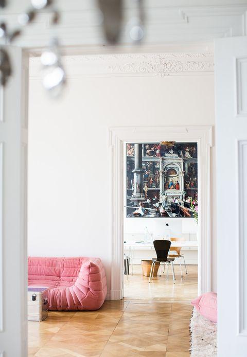 SOFA TOGO Angelika Interiors en A love is blind