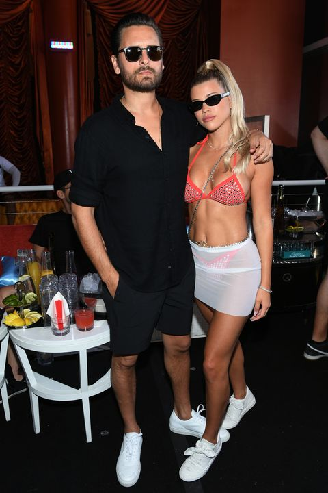 Sofia Richie Celebrates Her 21st Birthday At Encore Beach Club At Wynn Las Vegas