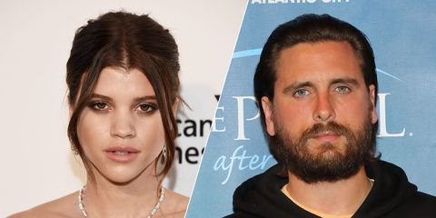 the kardashians think sofia richie is a great influence on scott
