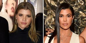 People thought this photo of Kourtney Kardashian was Sofia Richie