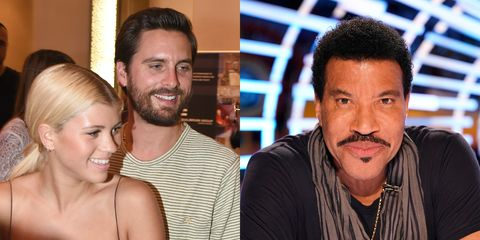 lionel richie has some thoughts about his daughter's relationship with scott disick