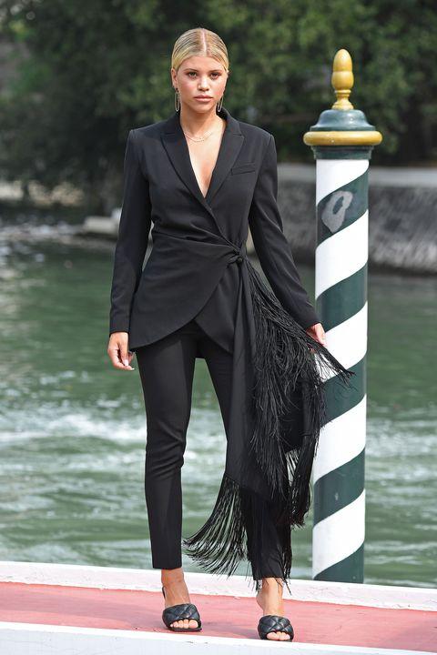 Sofía Richie llega al Festival de Venecia 2019