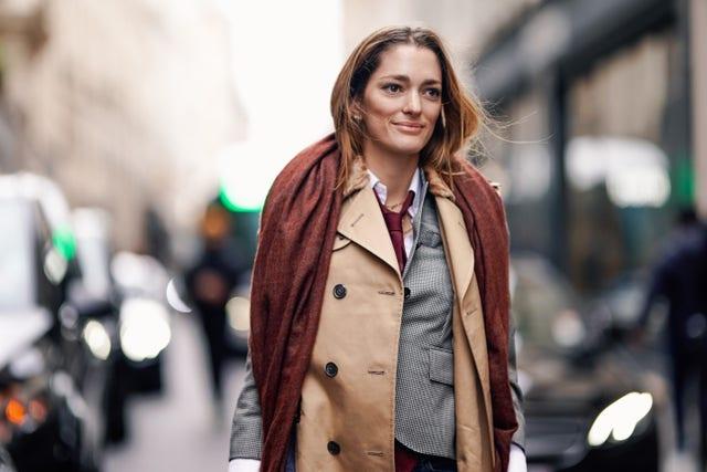 street style   paris fashion week womenswear fallwinter 20192020  day seven