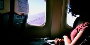 Questo è quello che succede al tuo corpo quando prendi un aereo