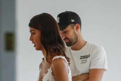 Sofía Suescun se prueba vestidos de novia con Alejandro Albalá