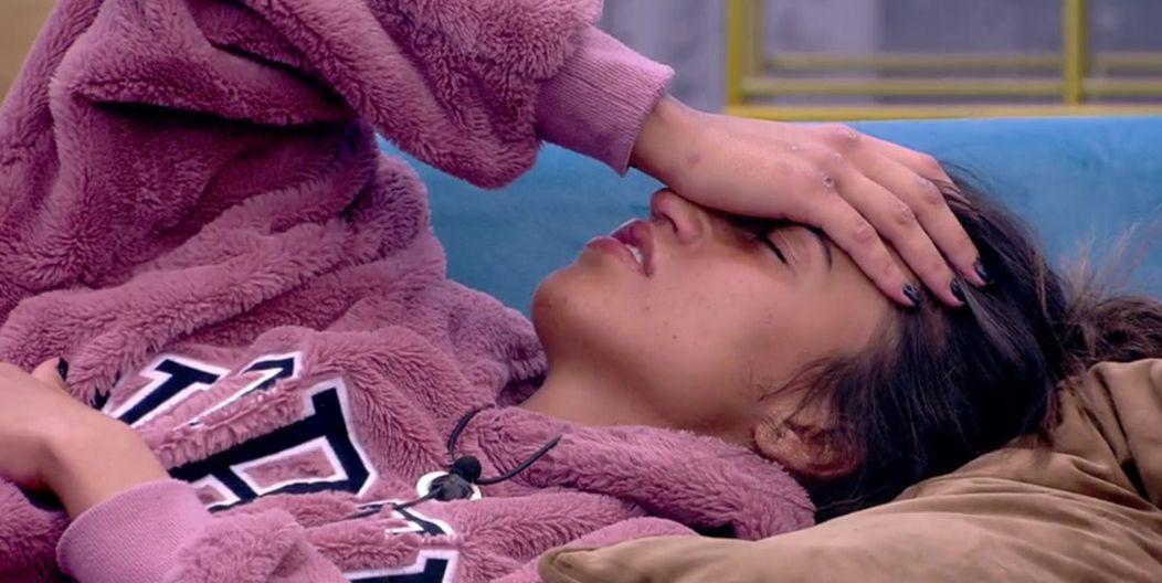 Sofía Suescun sufre un ataque de ansiedad tras la visita de Maite Galdeano a la casa de 'GH Dúo'