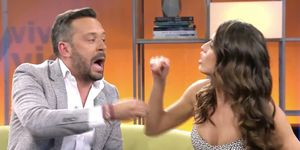 Sofía Suescun y su pelea con Kike Calleja en 'Viva la vida' por un comentario machista