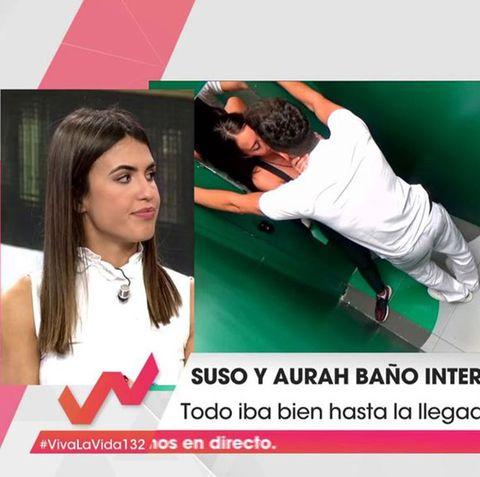 Sofía Suescun asegura que Suso está con Aurah por interés