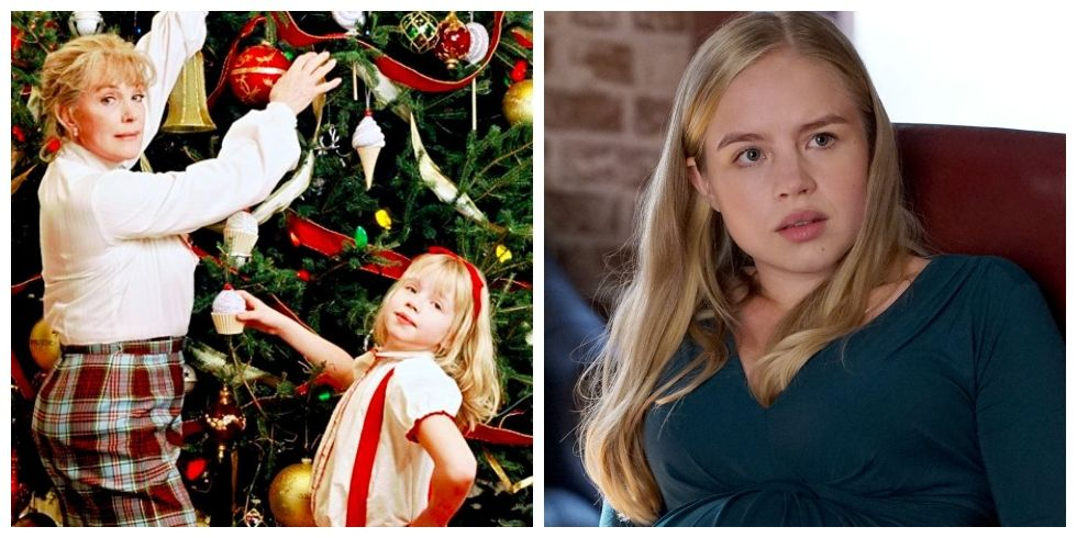 christmas child star sofia vassilieva eloise at christmastime
