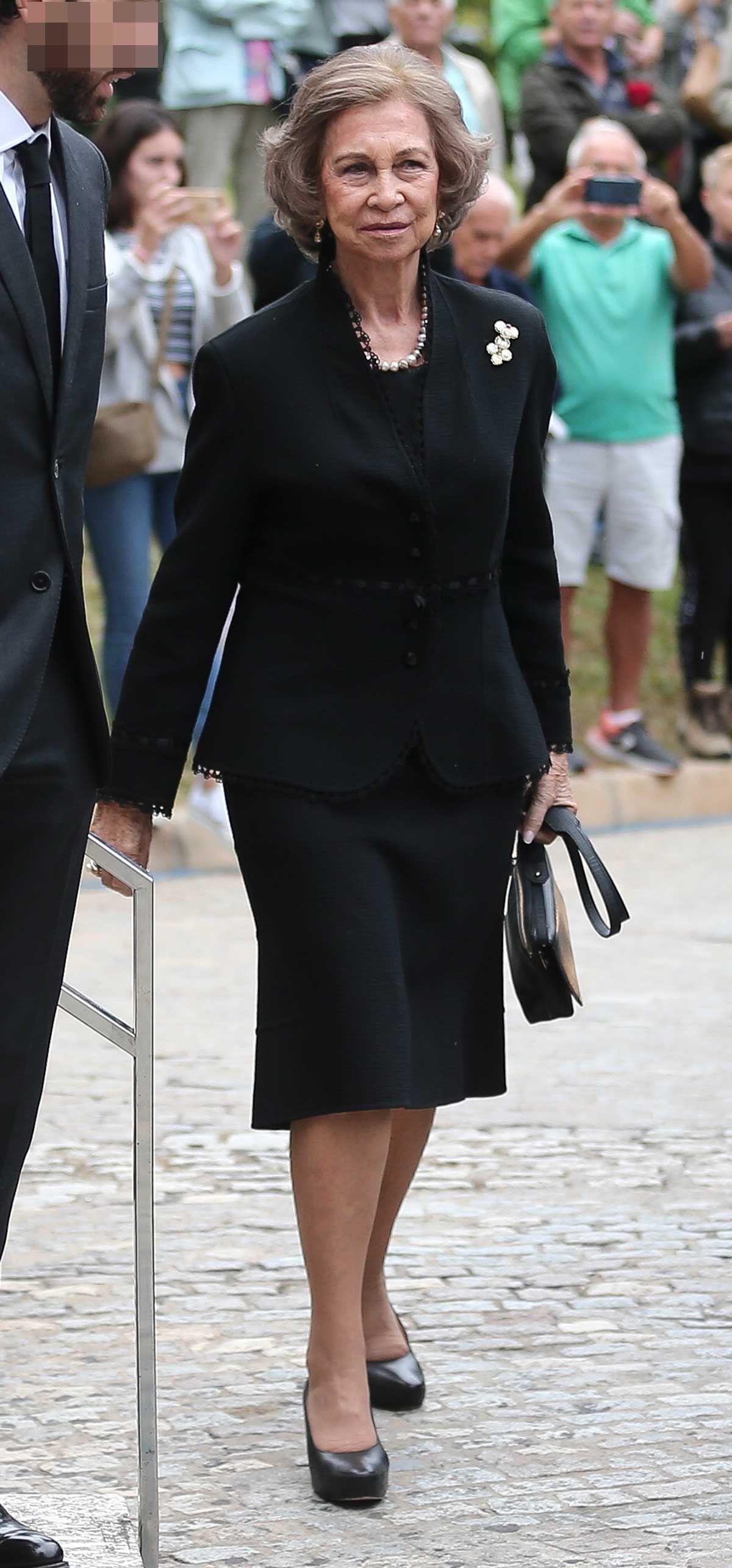Famosos entierro Montserrat Caballé