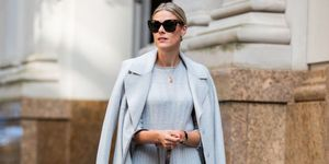 Street Style - New York Fashion Week September 2019 - Day 5
