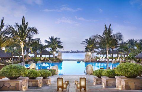 Nuxe Spa di Dubai