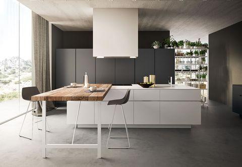 In cucina con Valdesign