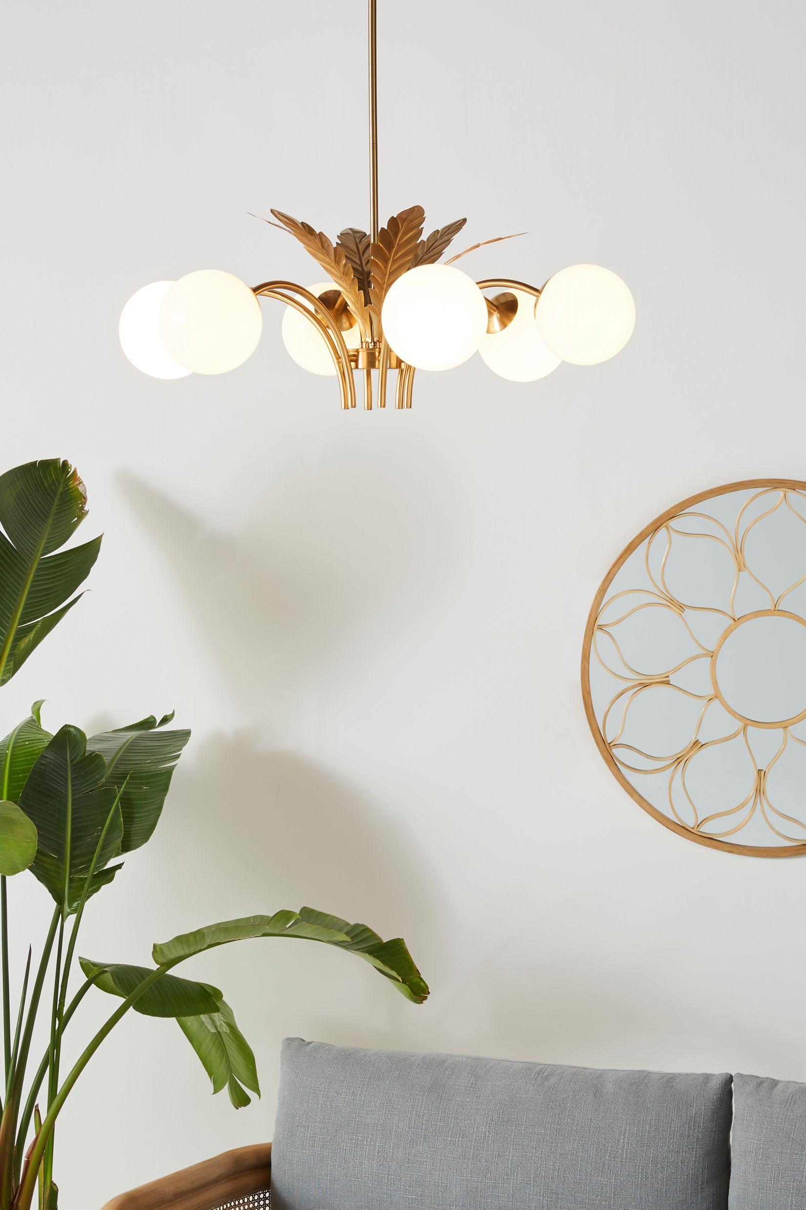 Anthropologie?s unique home lighting