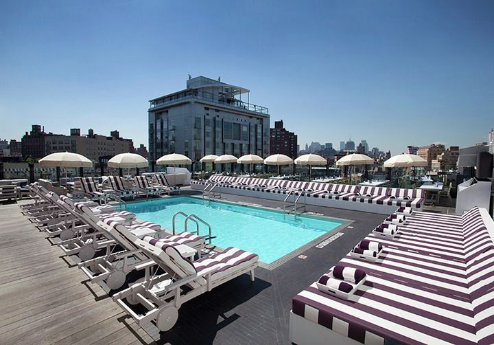 Best Pools In New York City Rooftop Pools Open To Public In New York