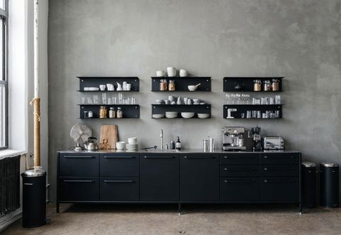 5 cucine piccole e di design, le tendenze arredo 2018