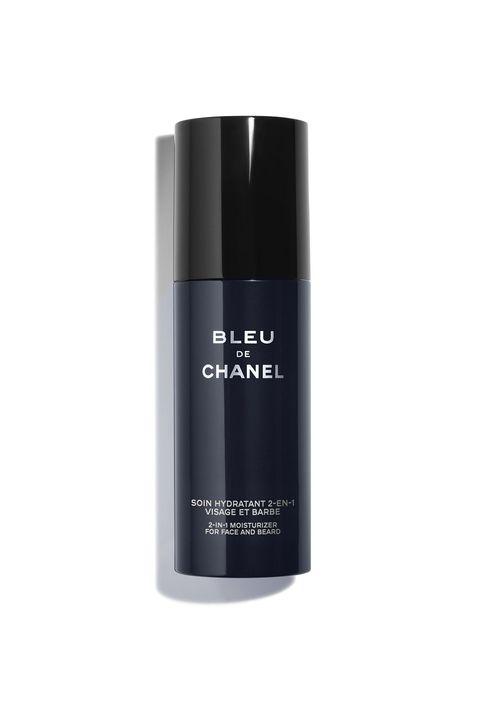 Soin Hydratant 2-en-1 Visage et Barbe Bleu de Chanel
