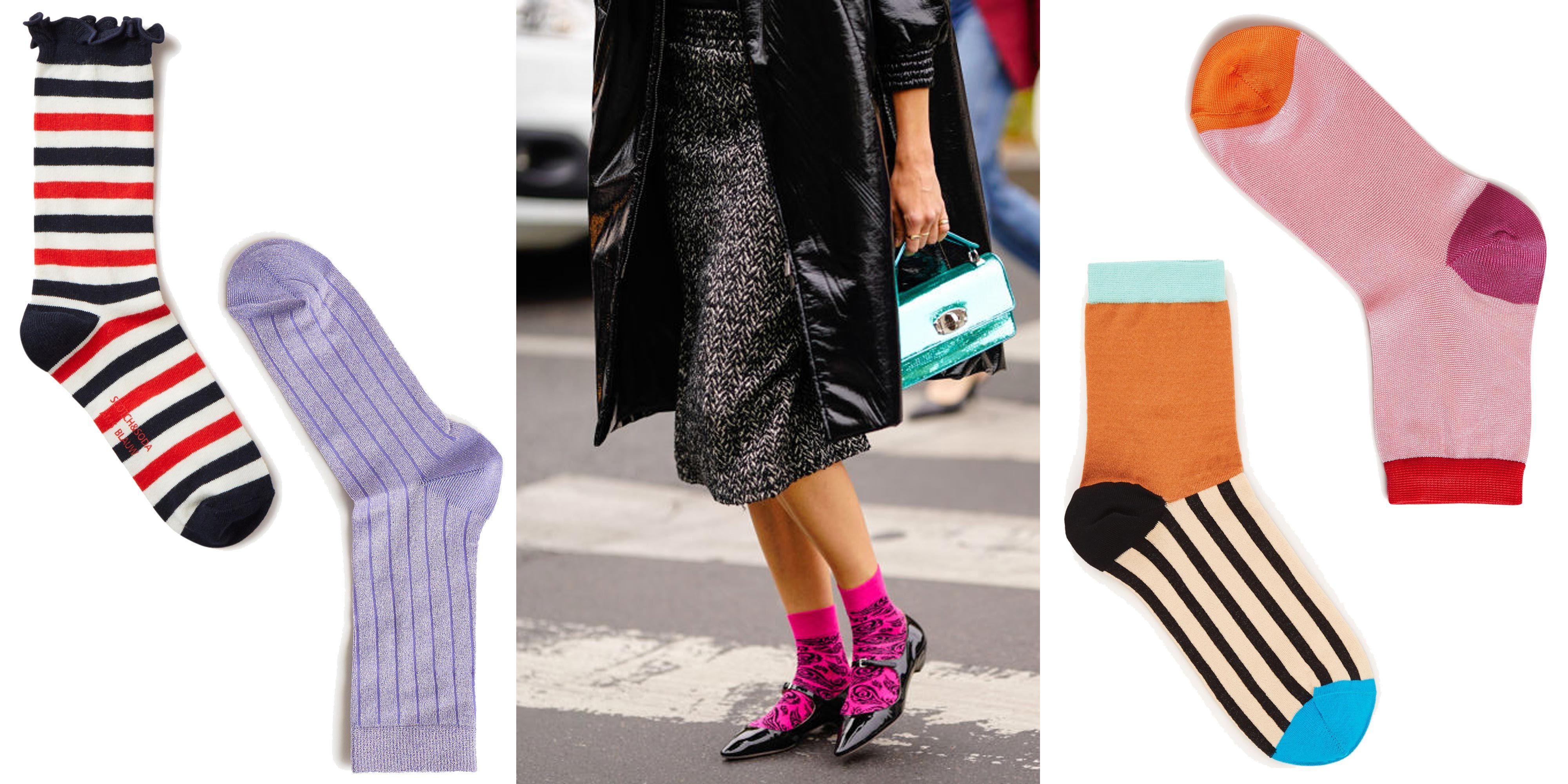 Shopping: blitse sokken voor op de werkvloer
