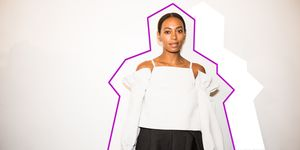 Solange Jill Stuart - Backstage - Spring 2016 New York Fashion Week