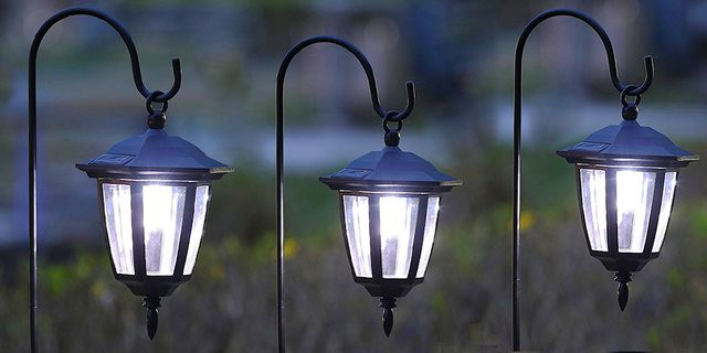 9 best outdoor solar lights for 2018 solar powered lights for your