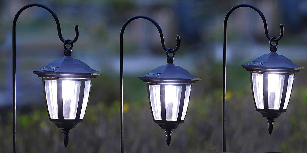 Superbe Solar Garden Lights