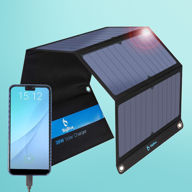 8 Best Solar Phone Chargers Of 2020