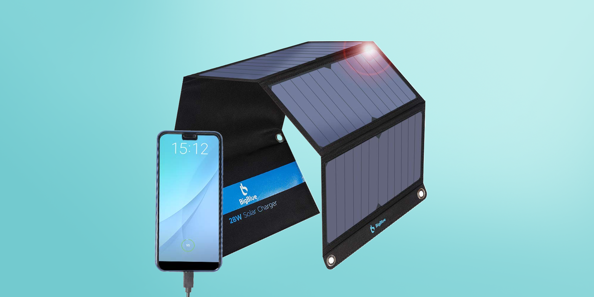 8 Best Solar Phone Chargers Of 2021