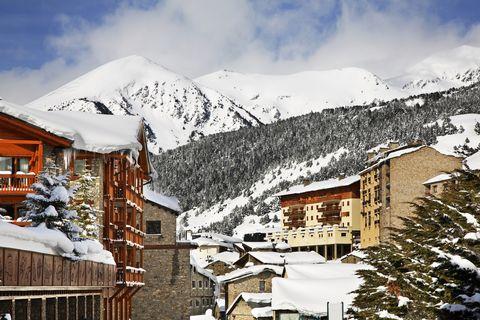 andorra cheap ski holidays
