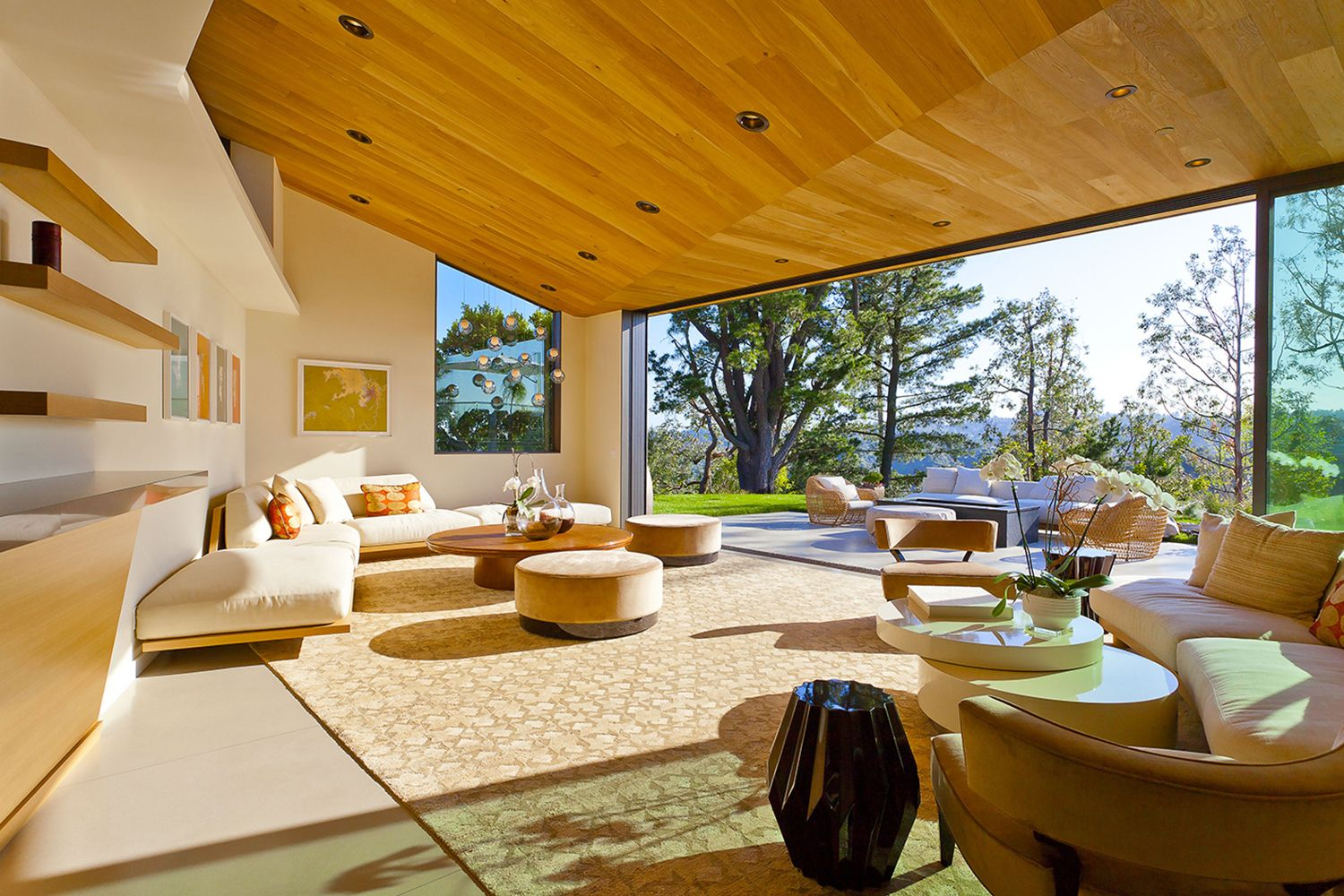 4 Stunning Living Rooms For Every Type of Style