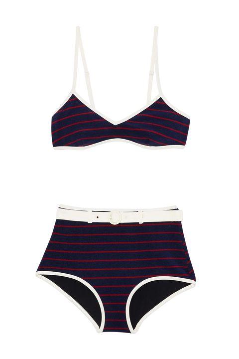 Solid & Striped bikini