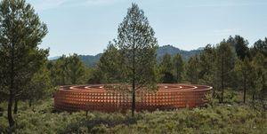 'Solo houses', una galería de arte que nace en el campo de Teruel