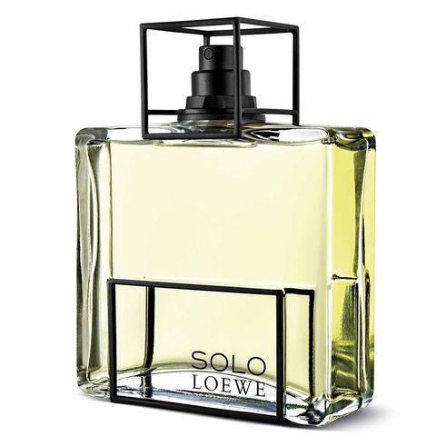 Solo Loewe, uno de los mejores perfumes de hombre de 2017