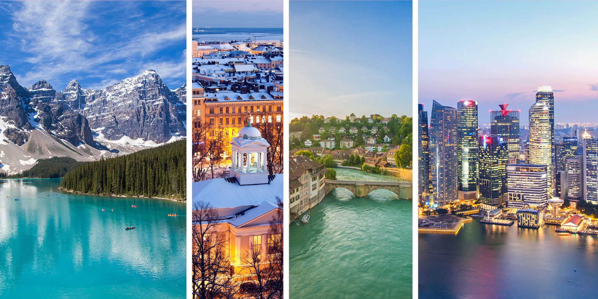 safest countries in the world, solo travel, solo traveller holidays, travelling,