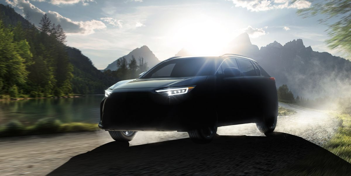 Check Out the New SUV That Will Define Subaru's Future