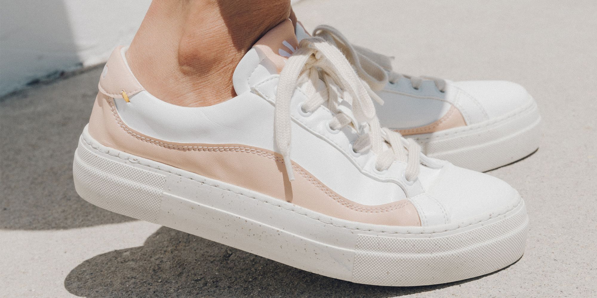 Soludos Has a New Vegan Leather Sneaker