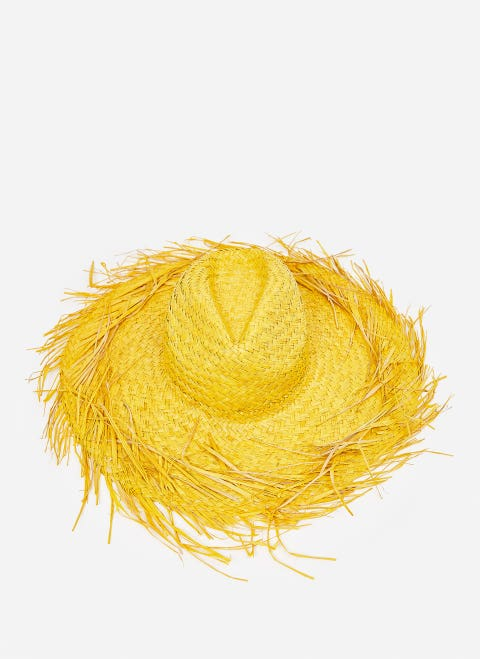 Yellow, Feather, Circle,
