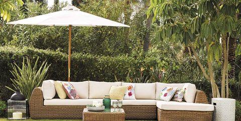 Sombrillas Para Decorar Tu Jardin - Sombrillas-para-terrazas