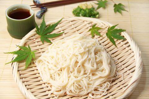 somen japanese vermicelli