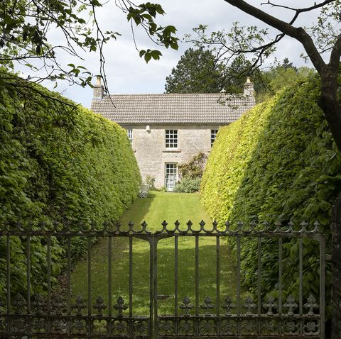 somerset house with glorious gardens for sale