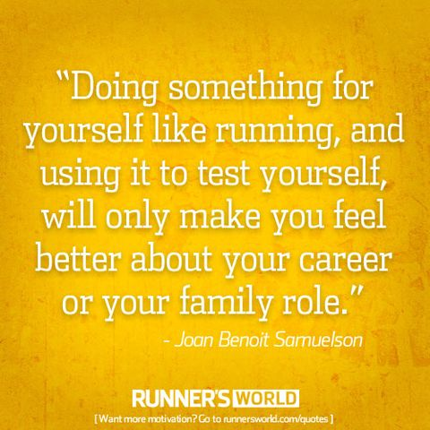 Running Impacts Your Whole Life