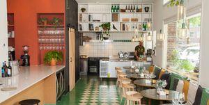 Restaurant Somm Winehouse in Amsterdam-West