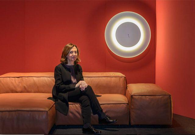 Livia Peraldo Matton, direttore di Elle Decor Italia
