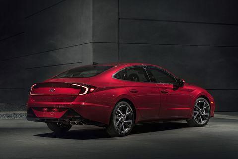 2020 Hyundai Sonata Impressive Looks And Substance