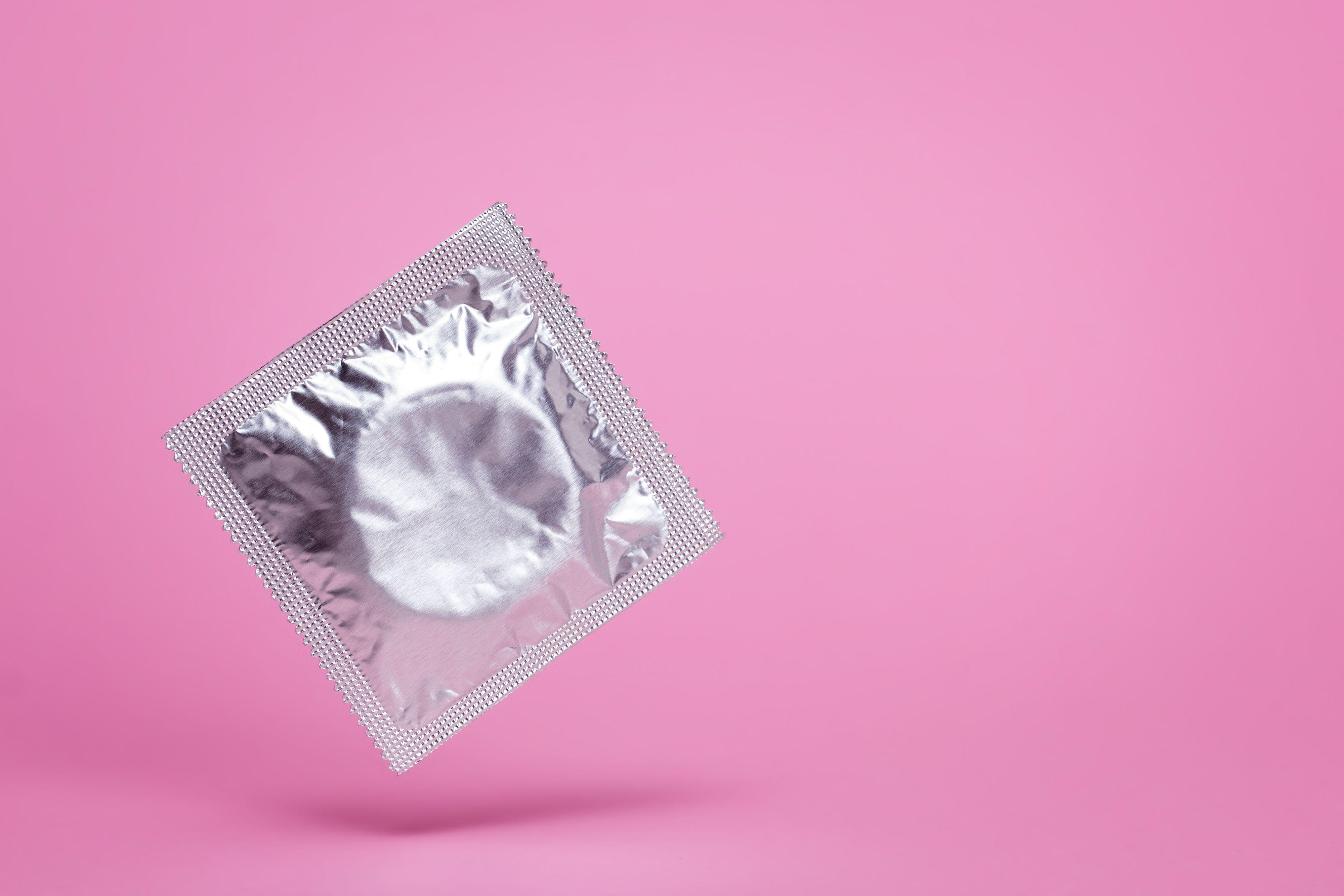 Premature ejaculation condoms