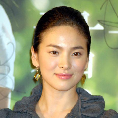 女神宋慧喬的妝容演變史