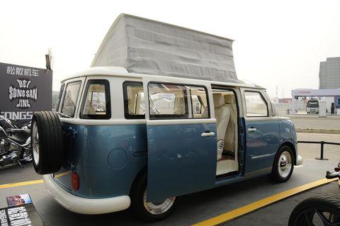 Songsan Verano Volkswagen Bus t1 china