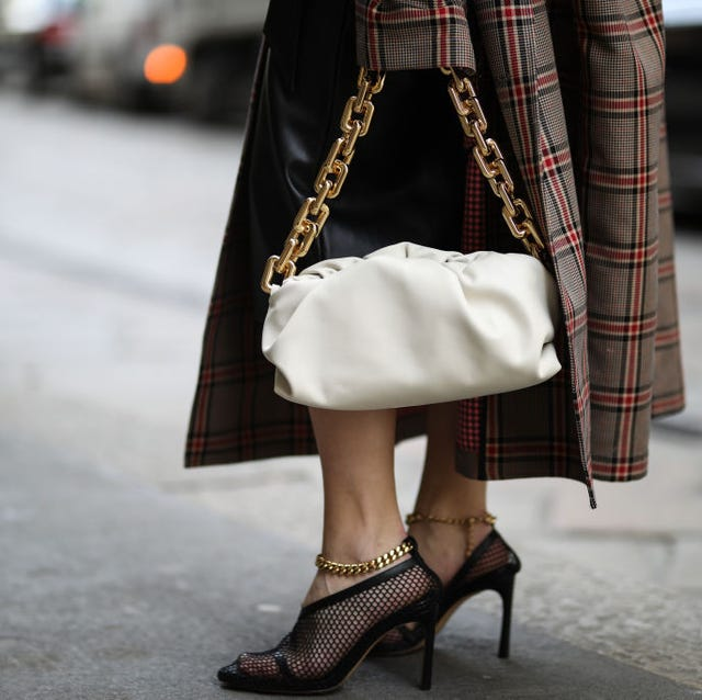 cadenas zapatos bolsos