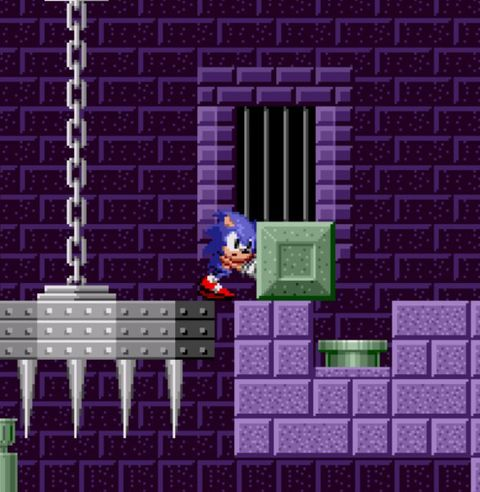 Action-adventure game, Brick, Wall, Purple, Adventure game, Games, Fictional character, Pc game, Brickwork, Screenshot,