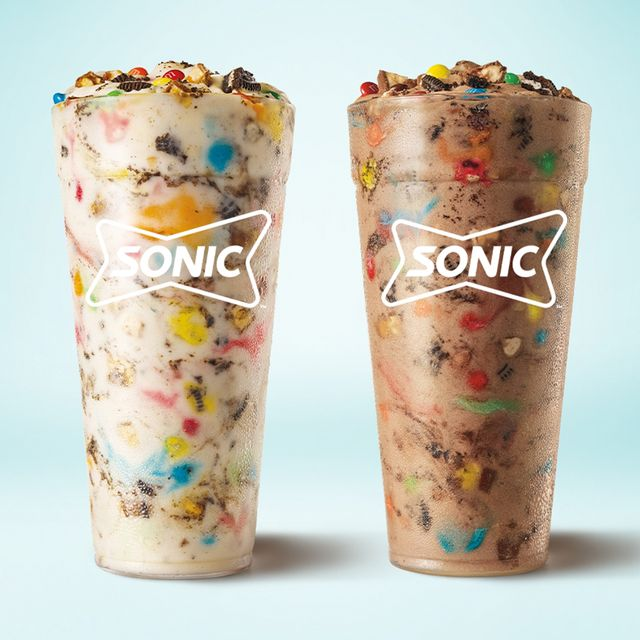 sonic drive in trick or treat blasts