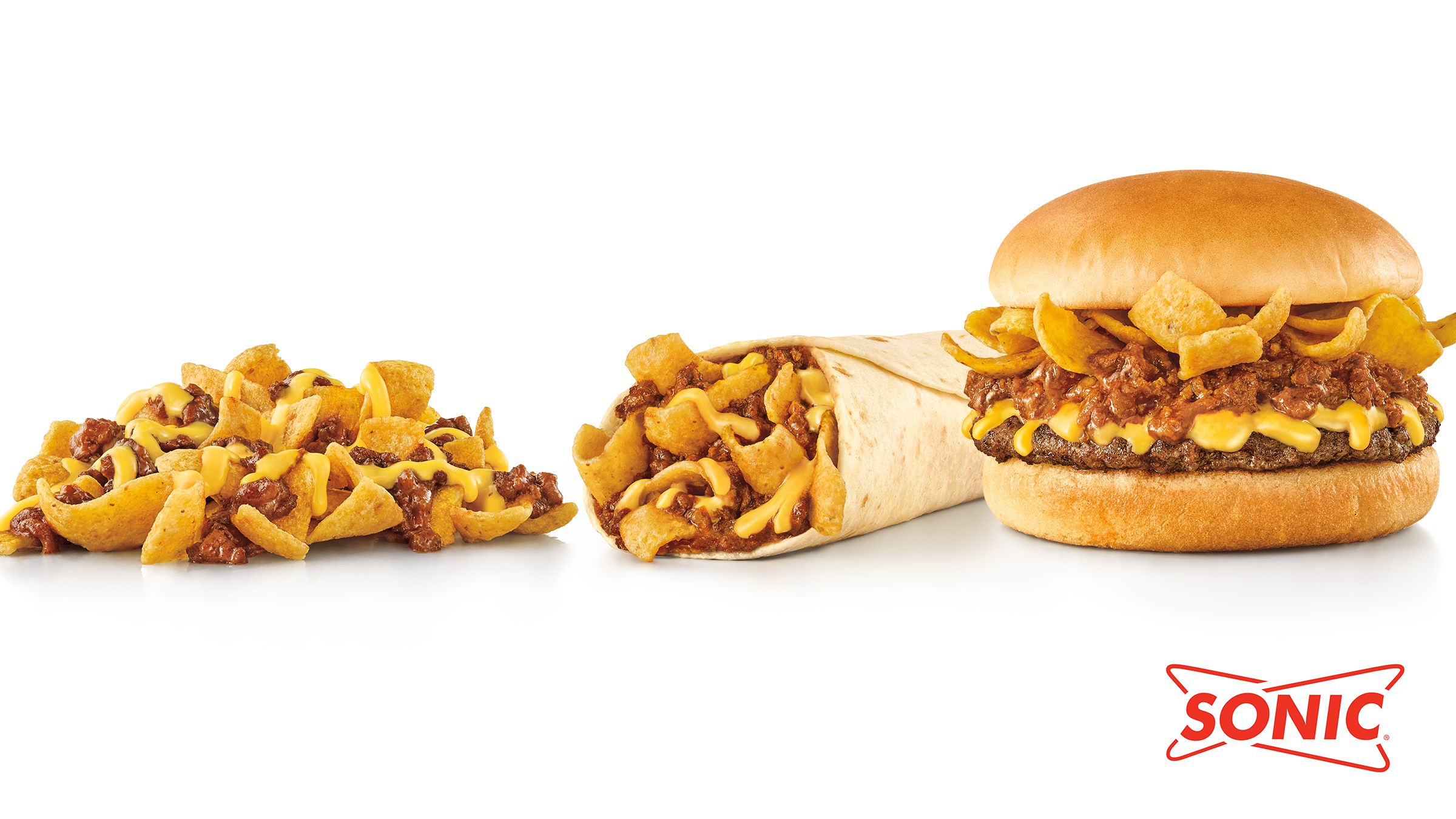 Sonic Added 99 Cent Fritos Chili Cheese Items To Its Menu